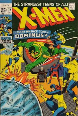 X-Men #72, Dominus
