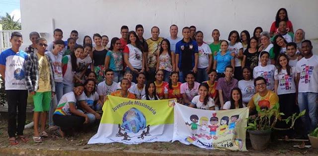 Leigos de Sergipe participam de animação missionária