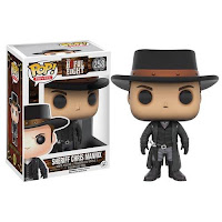 Funko Pop! Sheriff Chris Mannix