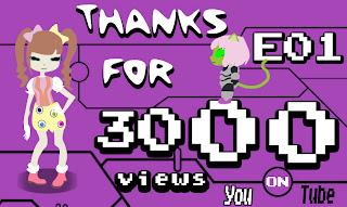 3000 views Alien Neko Episode 1: Kyary Pamyu Pamyu