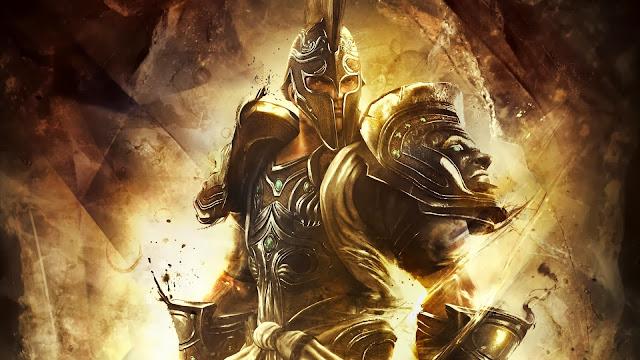 God of War Trojan Game