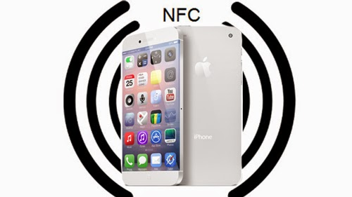 iPhone 6 Plus NFC