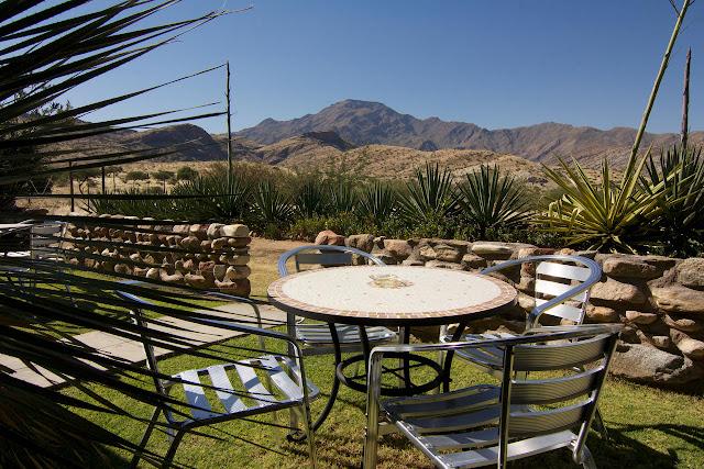Corona Guest Farm Namibia