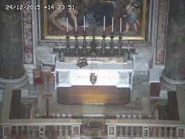 Tumba San Juan Pablo II