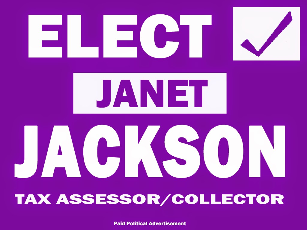Elect Janet Jackson