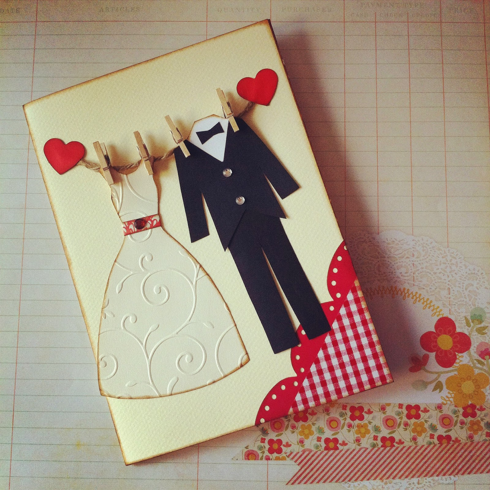Felicitacion de boda 2 jpeg tarjeta felicitaci 243 n boda - Tarjeta de boda ...