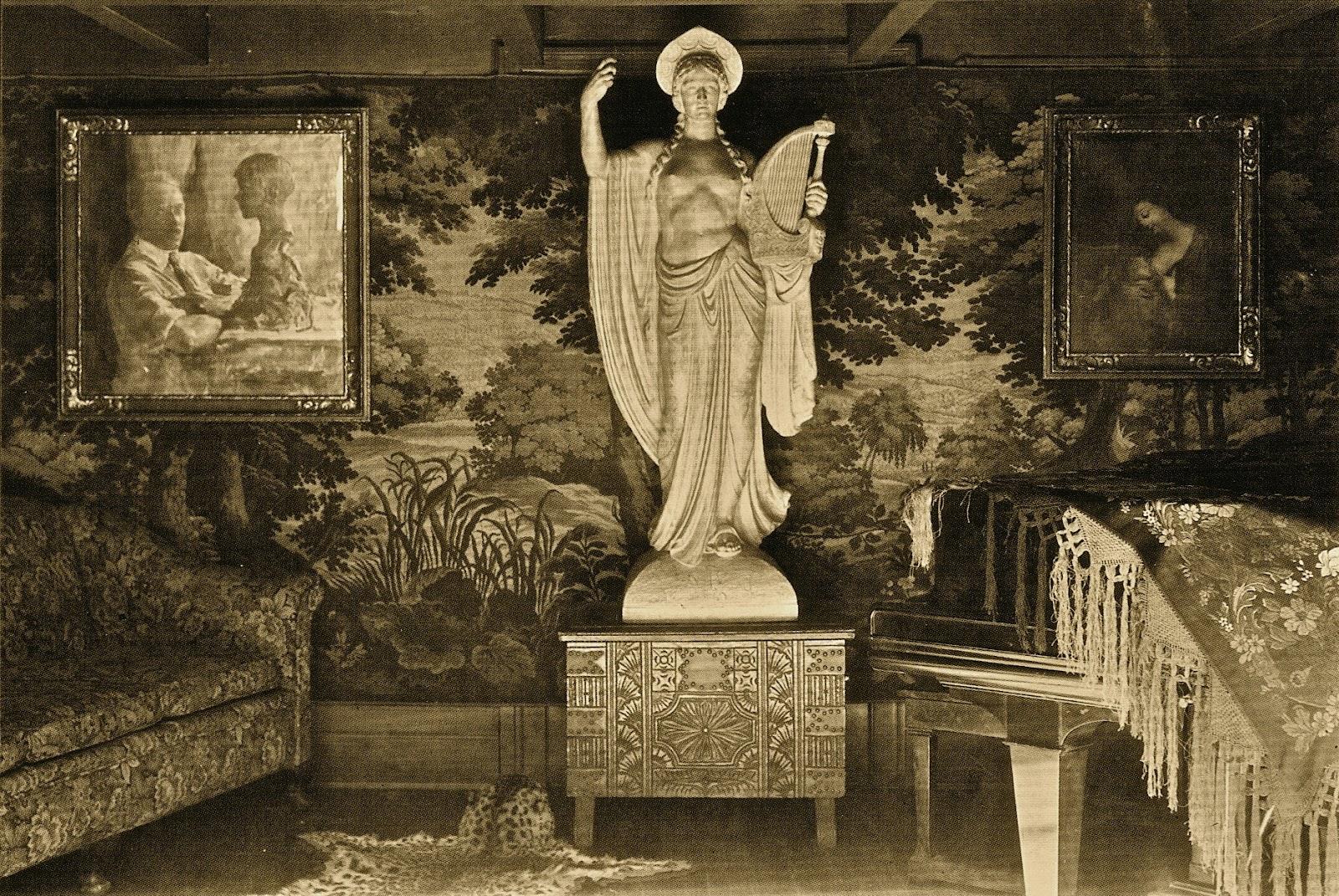 The Albin Polasek Museum & Sculpture Gardens\