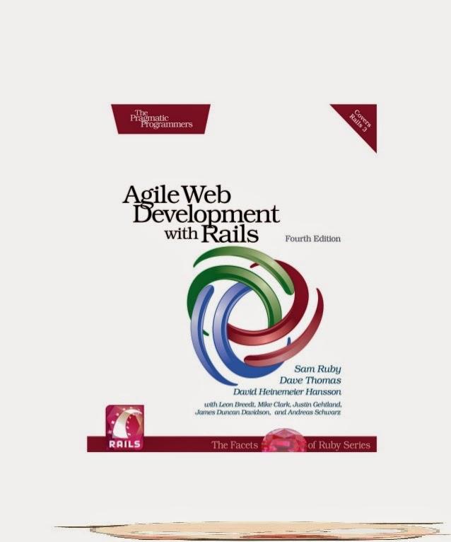 Agile web Development with Rails 4th Edition