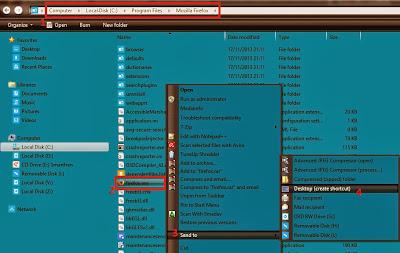 Cara Membuat Mozilla Firefox Terlihat Seperti Internet Explorer