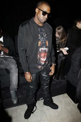 Givenchy Rottweiler Kanye West
