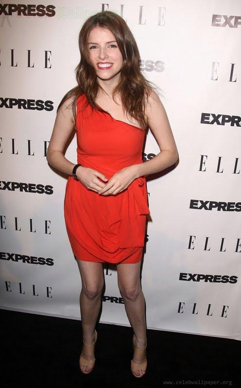 Portland Actress Anna Kendrick