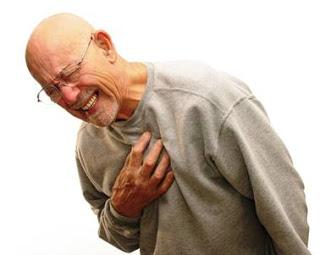 Penyebab Terjadinya Serangan Jantung