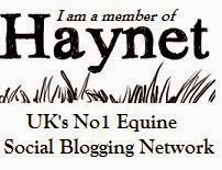 I am a member of Haynet blogging