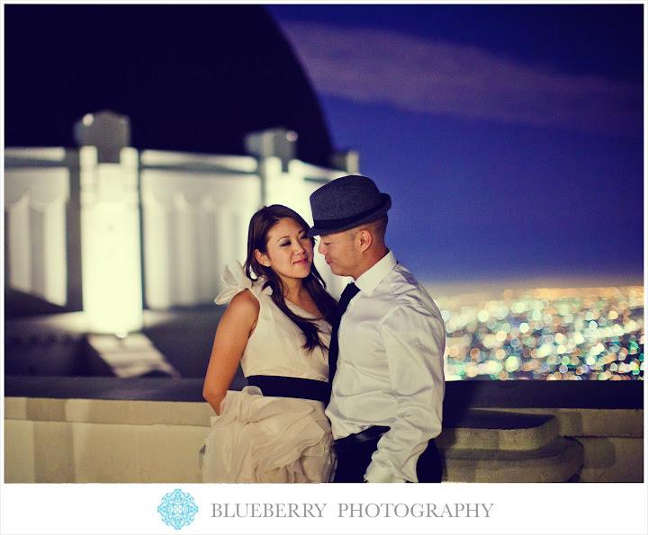 Los angeles malibu beautiful engagement photography session