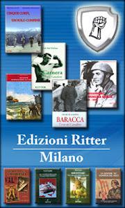 Ritter Milano: Libraria, Cultura, Storia e Militaria.