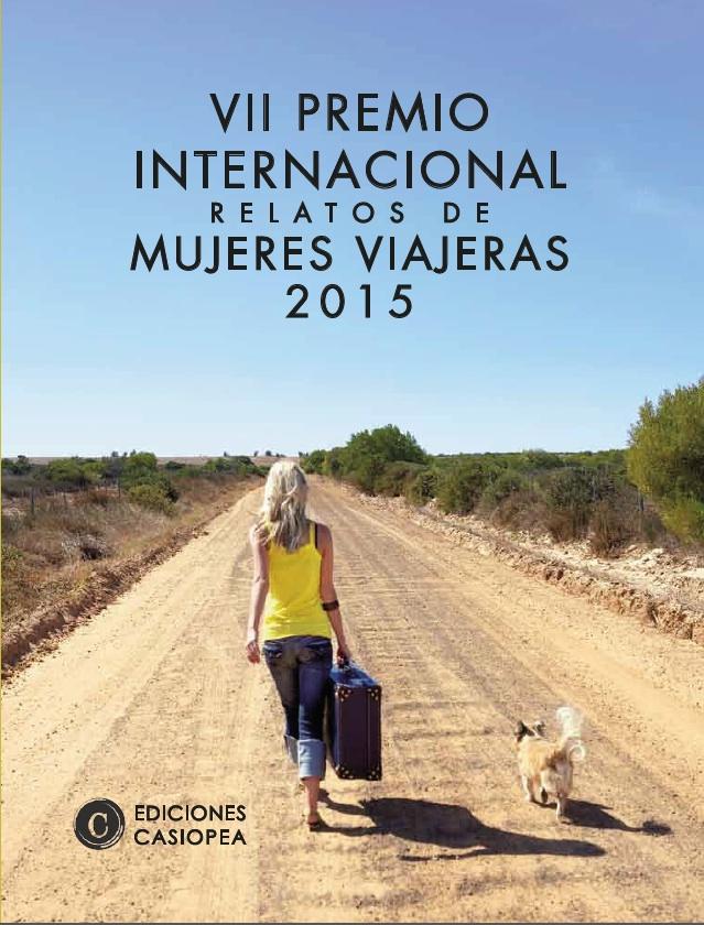 Finalista VII Premio Internacional Mujeres viajeras