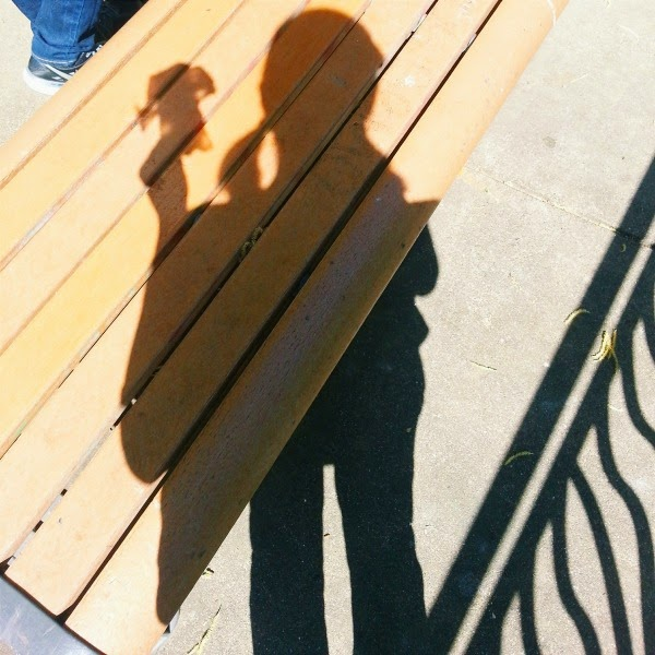 Popsicle Shadow Silhouette