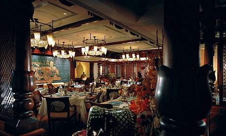 Snowrush best indian restaurant in dubai ashiana for Ashiana fine indian cuisine