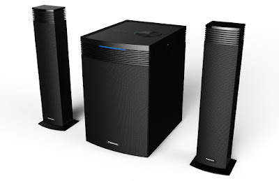 Panasonic announces two new models of Multi-Channel Speaker Systems SC-HT40GW–K and SC-HT20GW-K for Rs. 7590 and Rs. 5990 respectively