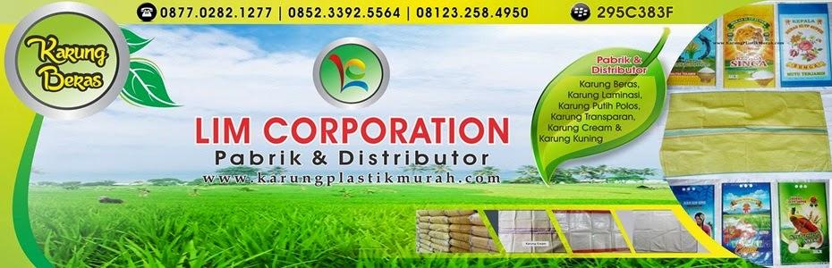 Pabrik dan Distributor Karung Beras