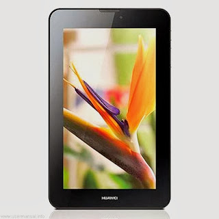 Huawei MediaPad 7 Vogue user guide manual