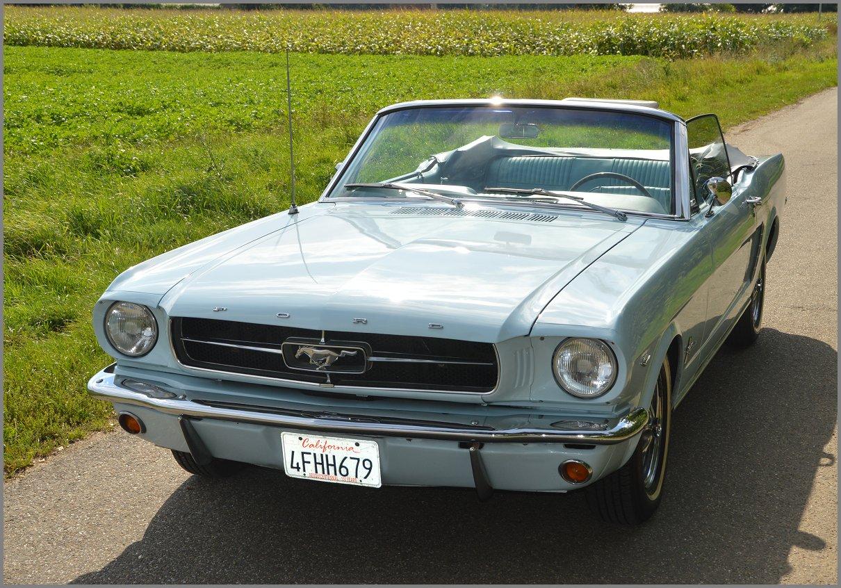 Ford Mustang V8 Convertible 1965 Stuurman Classic And Special Cars 1964 Brochure Voorzien Van Gereviseerde Motor En Versnellingsbak On Stuurmanclassiccarsblogspotnl Or Our Facebookpage