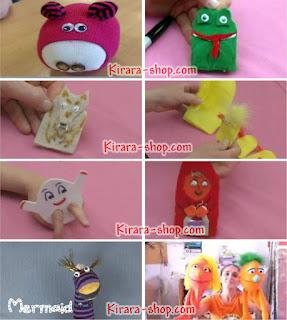 ... boneka+tangan,+boneka+kaos+kaki,+boneka+bicara,+mainan+anak,+cara