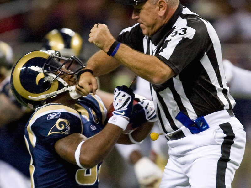 Eye on the Enemy: St. Louis Rams | Sports Kave