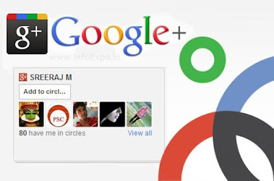 Google Plus Add to Circles widget with Thumbnails and CSS