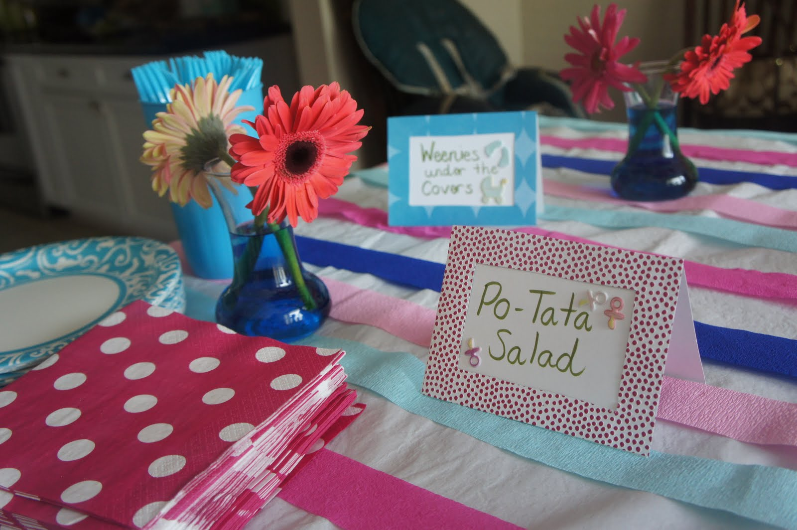 Virginia Beach Housewife Gender Reveal PArTy