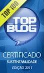 FICAMOS ENTRE OS 100 MELHORES BLOGS DO BRASIL EM 2011!