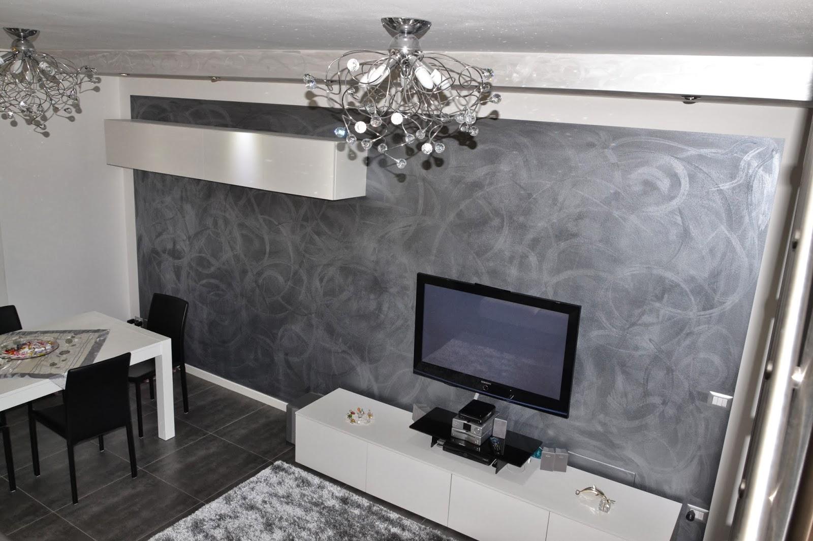 Pareti decorative in cartongesso for Immagini decorative per pareti