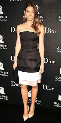 Jessica Biel, fashion, style