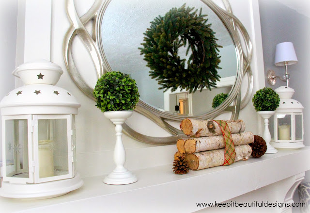 Holiday Decorating from Keep It Beautiful