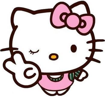 Hello Kitty Peace