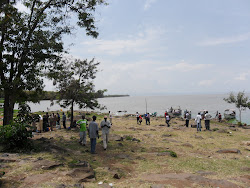 Fish Market by Lake Victoria