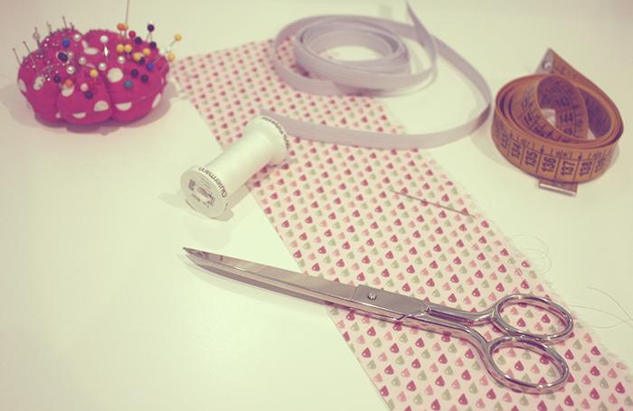 materiales costura coleteros