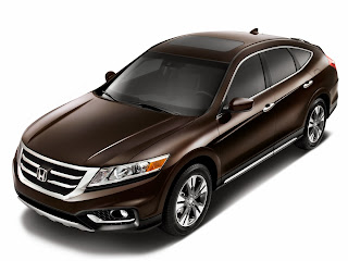 Honda's Crosstour defies traditional labels