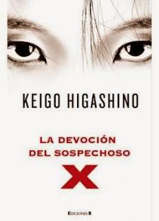 La devoción del sospechoso X Keigo Higashino