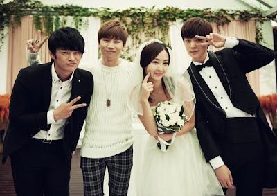 K.Will Please Don't Dasom Ahn Jaehyun Seo In-guk full cast