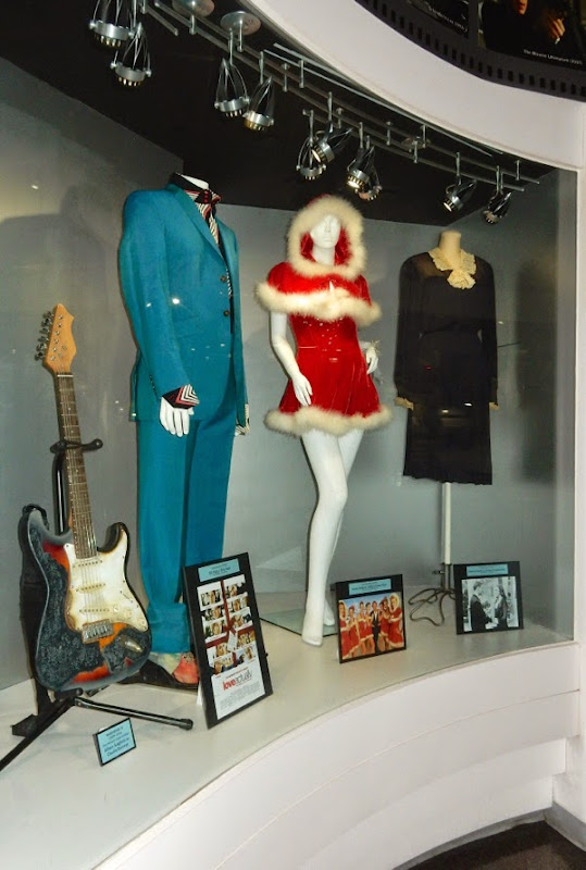 Love Actually movie costumes Universal Studios