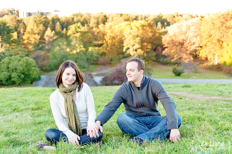 erin patrick boston arnold arboretum engagement session 15