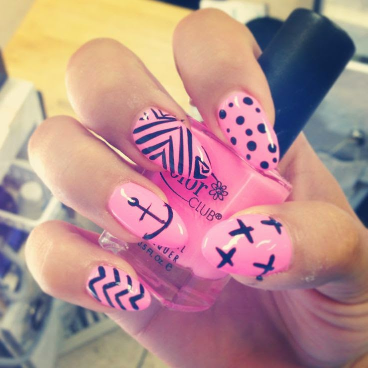 cute nail designs tumblr nail art