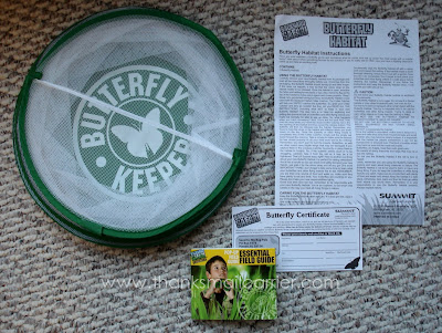 Backyard Safari Outfitters Butterfly Habitat review