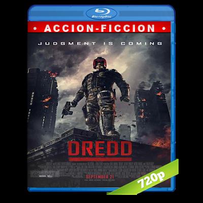 Dredd (2012) BRRip 720p Audio Trial Latino-Castellano-Ingles 5.1