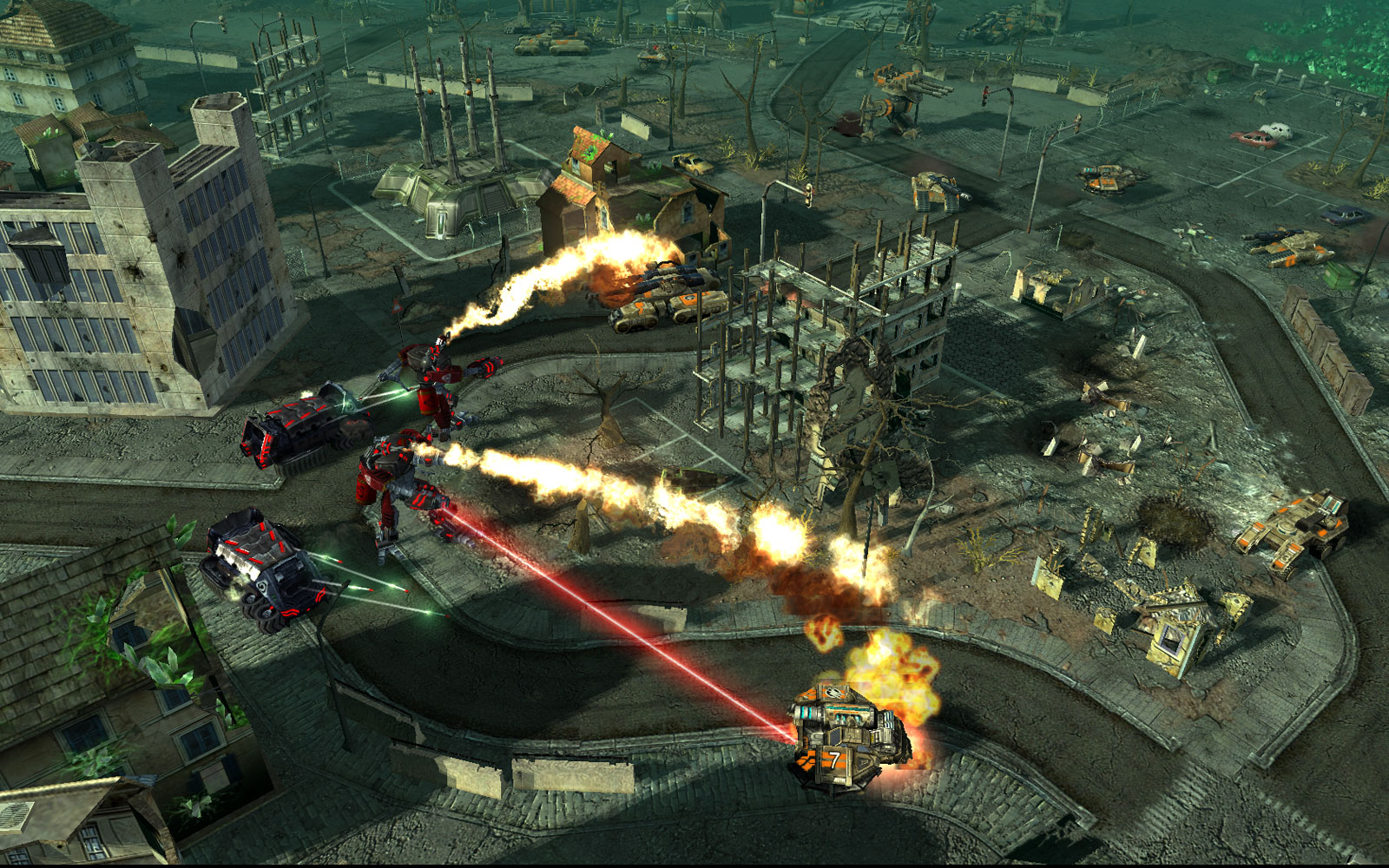 Game PC Command And Conquer 3 Kane's Wrath Full Rip - PC ...