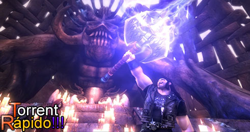 Download da Imagem do Game Brutal Legend PC BY Torrent Rápido!!!