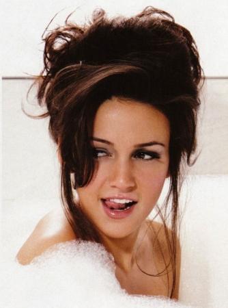K Michelle Hairstyles 2012 Michelle Keegan Hairstyles 2012 ~ Krazy Fashion Rocks