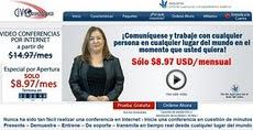 LA MEJOR SALA DE CONFERENCIAS VIRTUAL PARA SU NEGOCIO DESDE US 8.97 MES! - GVO