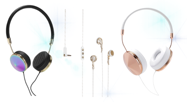 3 styles of Headphones from Frends, Avenue32